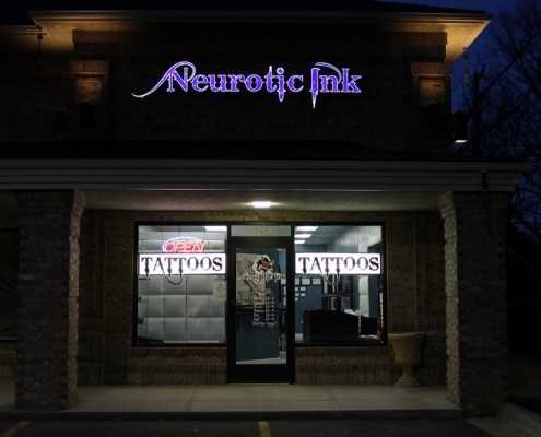 Neurotic Ink Exterior